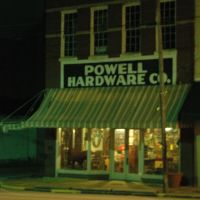 Powel Hardware, Дечерд