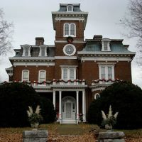 Glenmore Victorian Mansion, Jefferson City, TN, Джефферсон-Сити