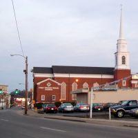First Presbyterian Church, Джохнсон-Сити