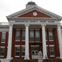 Washington County Court House Johnson City TN, Джохнсон-Сити
