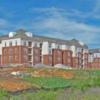 University Edge Apartments Development, Джохнсон-Сити