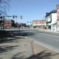 Buffalo Street - Downtown Johnson City, Джохнсон-Сити