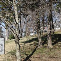 Robins Roost Historic Marker, Johnson City, TN, Джохнсон-Сити
