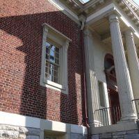 Cornerstone, Mayne Williams Public Library, Johnson City, TN, Джохнсон-Сити