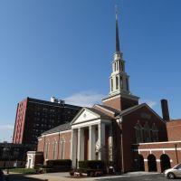Munsey Memorial United Methodist Church, Johnson City, TN, Джохнсон-Сити