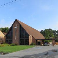 Jones Memorial United Methodist Church, Ист Ридж
