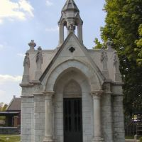 Craigmiles mausoleum, Ист-Кливленд