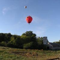 Ballons in Hardin Valley, Knox, TN, Карнс