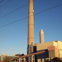 Bull Run Steam Plant, Карнс