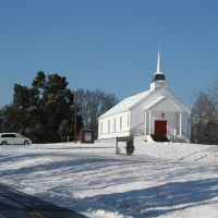 Solway United Methodist Church, Карнс