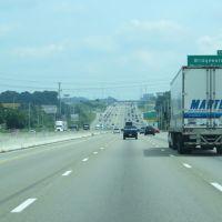 Interstate 40 & 75, Карнс