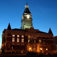 Montgomery County Courthouse - Clarksville, Tennessee, Кларксвилл