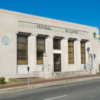 Federal Building - Clarksville, Tennessee, Кларксвилл