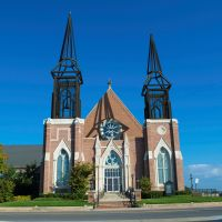 Madison Street United Methodist Church - Clarksville, Tennessee, Кларксвилл