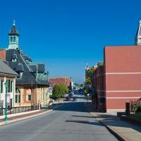 2nd Street - Clarksville, Tennessee, Кларксвилл