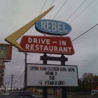 The Rebel Drive-In, Клевеланд