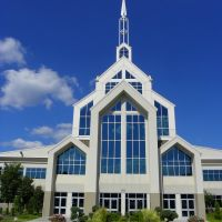 North Cleveland Church of God, Cleveland, Tennessee, Клевеланд