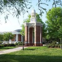 Lee University Clock Tower, Cleveland, Tennessee, Клевеланд