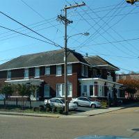 Covington, TN. Old funeral home, Ковингтон