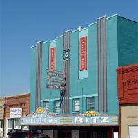 Covington, TN. Old Ritz Theater, Ковингтон