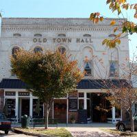 Covington, TN. Old Town Hall, Ковингтон