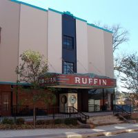 Old Ruffin Theater, Covington, TN, Ковингтон