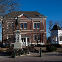 Covington, TN Courthouse, Ковингтон