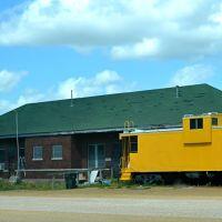 Old Covington, TN Train Depot, Ковингтон