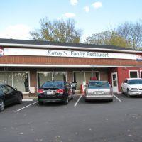 Kathys Family Restaurant Kathey is a Harley Davidson Rider, Fried Pork Chop Tuesday and Thursday, Колумбиа