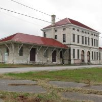 Columbia Tn Train Depot, Колумбиа