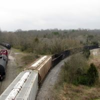 Tennessee Southern Railroad, Колумбиа