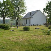 Mars Hill Cemetery (1855), Корнерсвилл