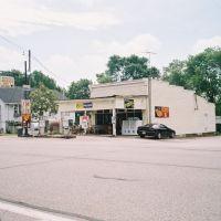 Mooresville store, Корнерсвилл