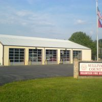 Sullivan County Volunteer Fire Dept, Кросс Плаинс