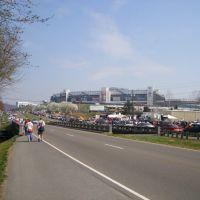 Walk to Bristol Motor Speedway, Кросс Плаинс