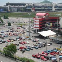 Bristol Motor Speedway & Dragway, Кросс Плаинс