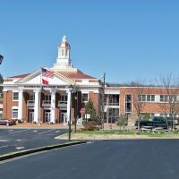Sullivan County Courthouse - Blountville, TN, Кросс Плаинс