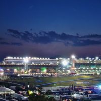Bristol Motor Speedway, Кросс Плаинс