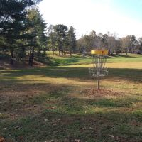 Steele Creek Disc Golf Hole 2, Кросс Плаинс