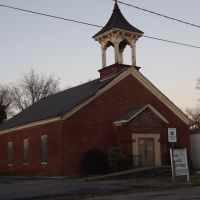 Pickett Chapel in Lebanon, Tennessee, Лебанон