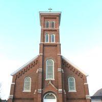Sacred Heart Church - Built 1912, Лоретто