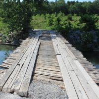 Mt Zion Cemetery Bridge, Лоретто
