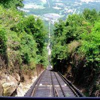 Lookout Mt Incline Railway, Chattanooga, Лукоут Моунтаин