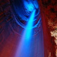 Ruby Falls Look Out Mountain Tennessee, Лукоут Моунтаин