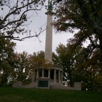 New York Monument at Point Park, Лукоут Моунтаин