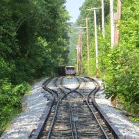 Passing Track, Лукоут Моунтаин