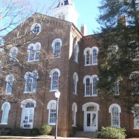 Anderson Hall, Маривилл