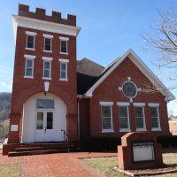 First Christian Church, Mountain City, TN, Маунтайн-Сити