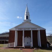 First Baptist Church, Mountain City, TN, Маунтайн-Сити