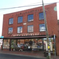 Historic Muse Hardware, Mountain City, TN, Маунтайн-Сити